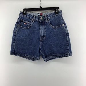 Tommy Hilfiger | Vintage High Waist Shorts